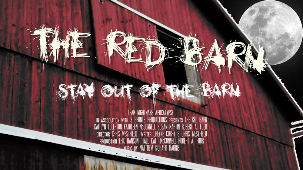 The Red Barn/Stay out of the Barn