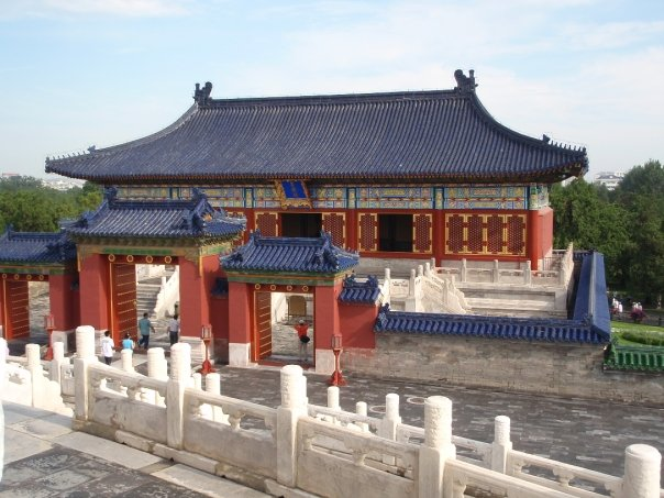 Temple of Heaven - Clear Skies
