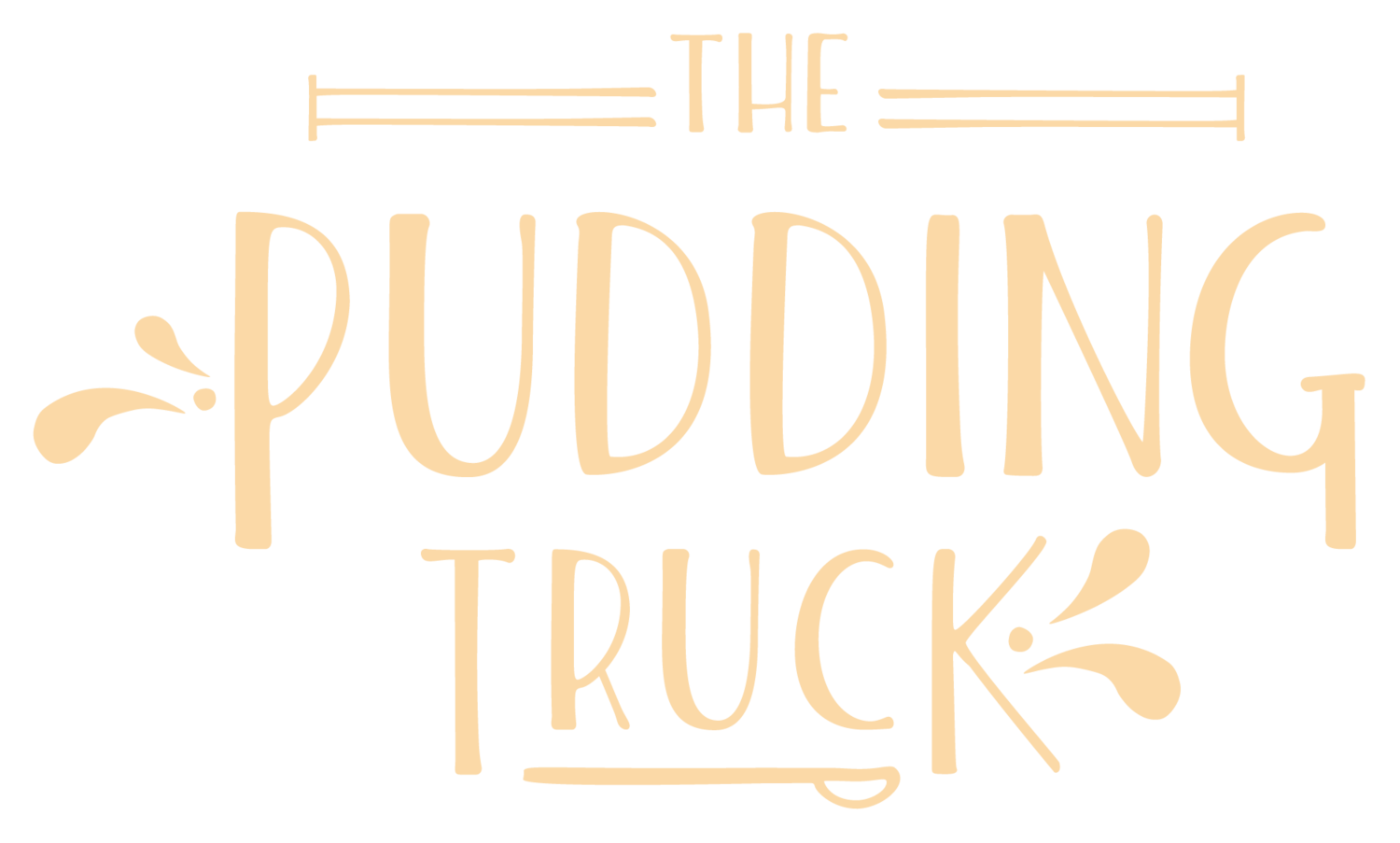 The Pudding Truck