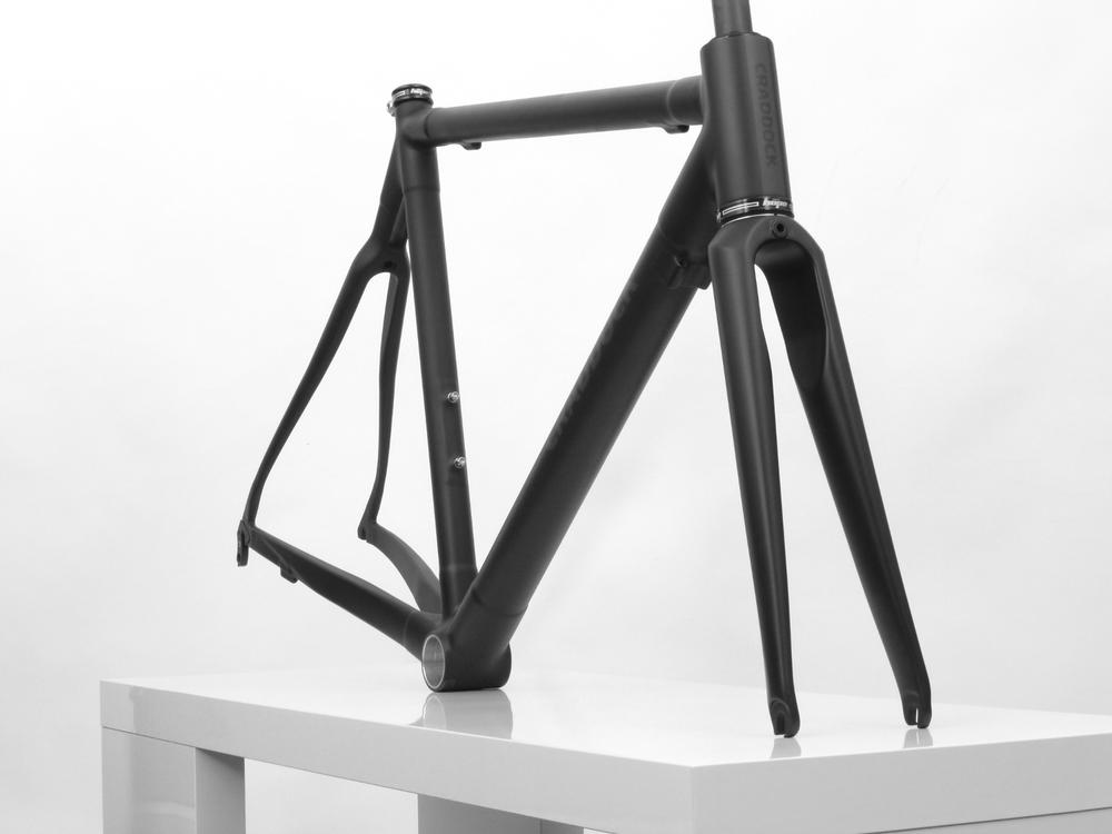 Craddock custom carbon black