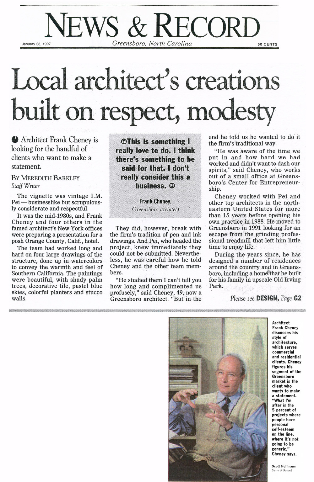 frank-cheney-architect-greensboro-news-and-record-clip.jpg