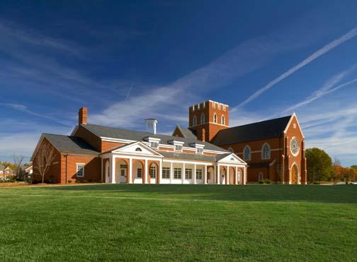 Canterbury School, Berry Hall Exterior