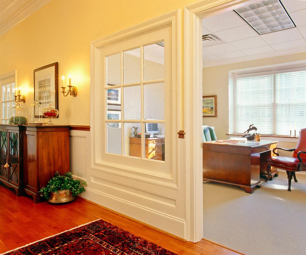 Hallway & Office
