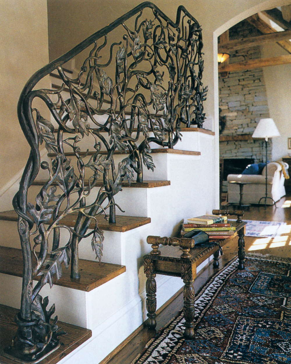Magnificent Stair Rail