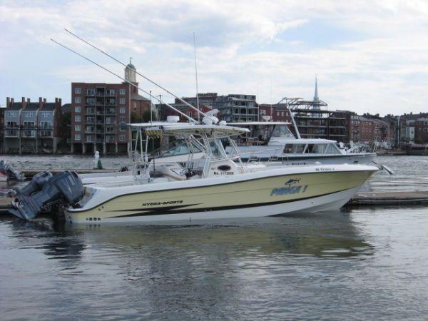 Pangai 33 Hydra Sports 3300 Cc Cambridge Yacht Group