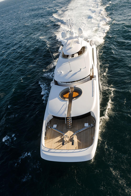 Cambridge Yacht Group - Zenith Aerial