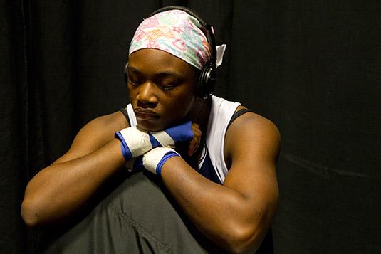 Women Boxers: NPR, Netflix, NYTimes -