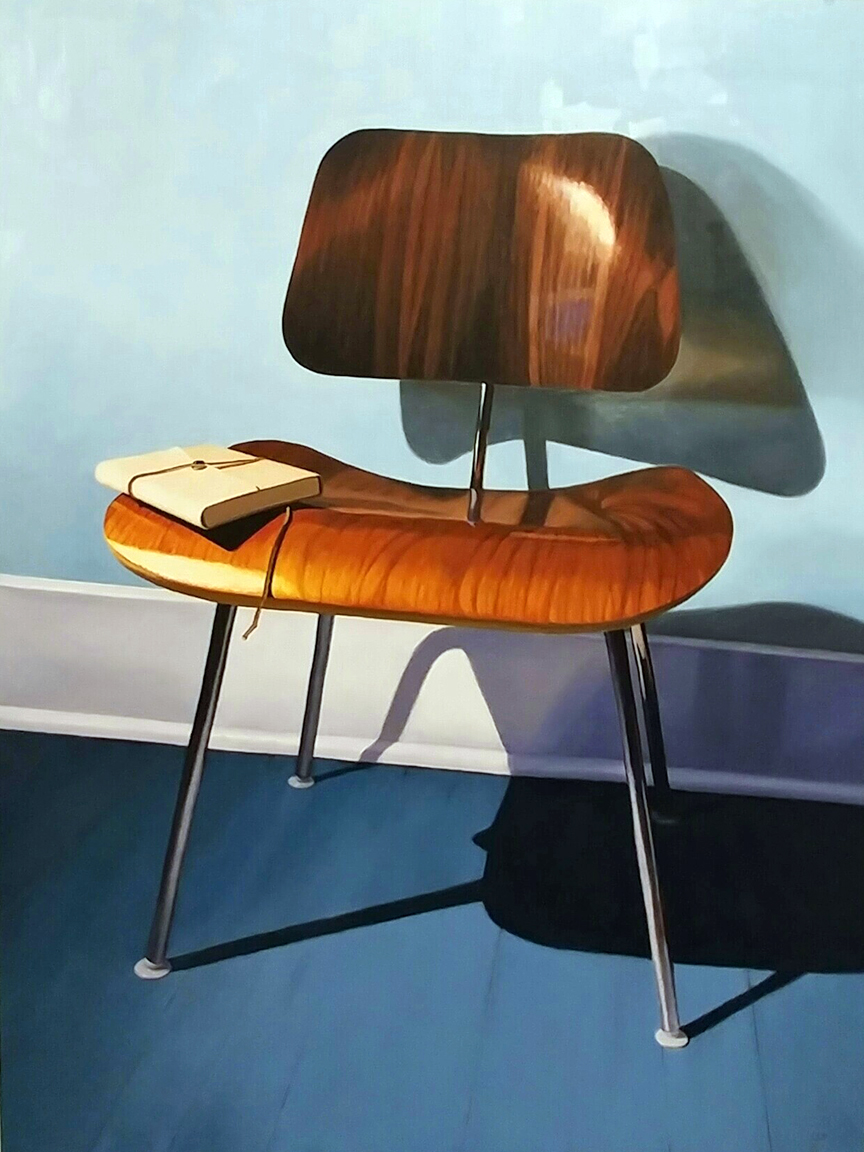 Return To the Banana Leaf - Eames Chair