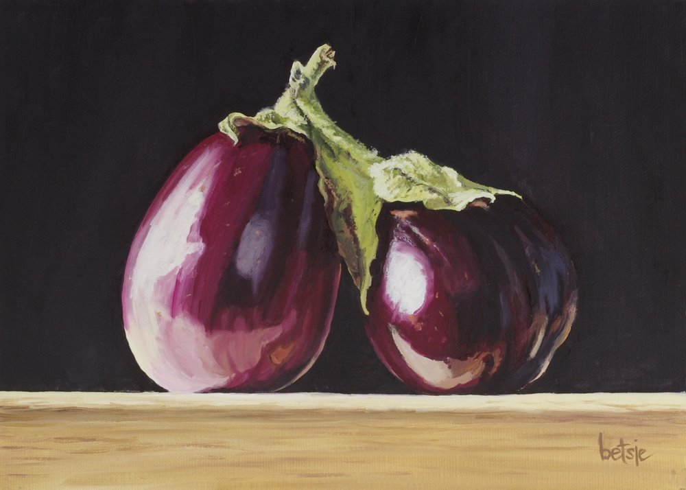 Aubergine Friends
