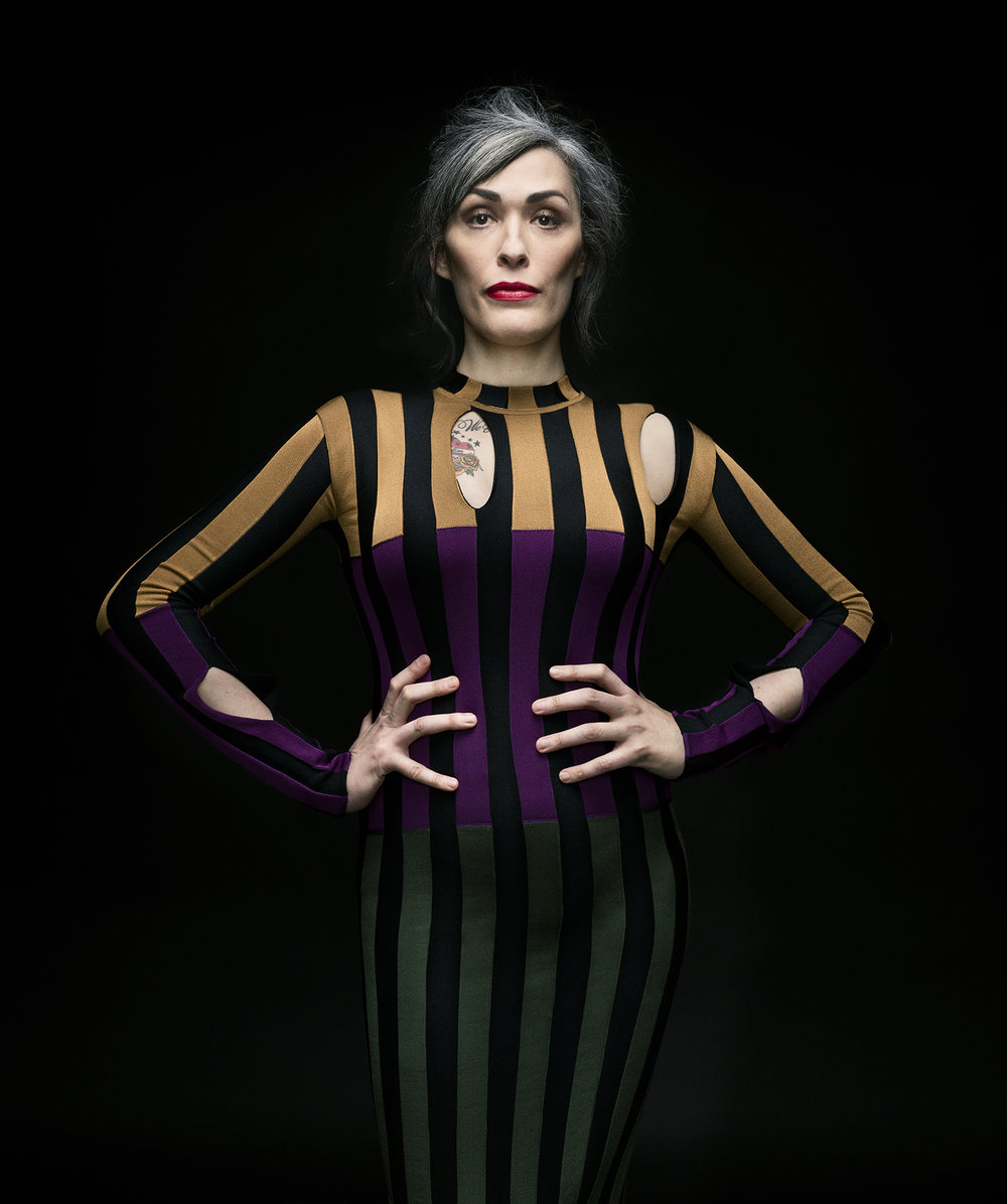 Roberta Marrero para Harper's Bazaar