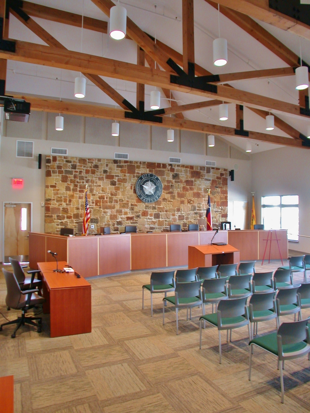 Bastrop City Hall