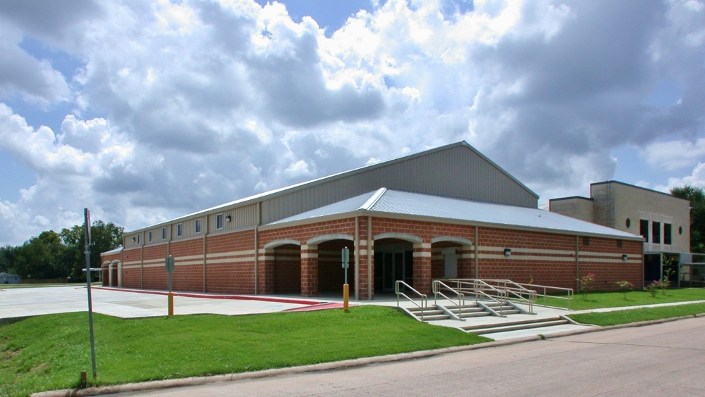 Wharton Junior High Gymnasium