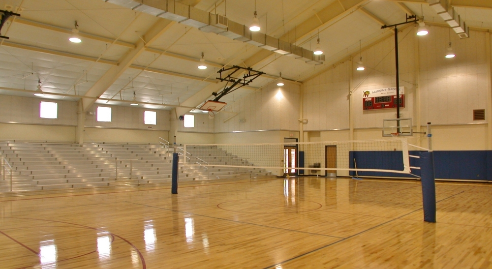 Wharton Jr. High Gymnasium