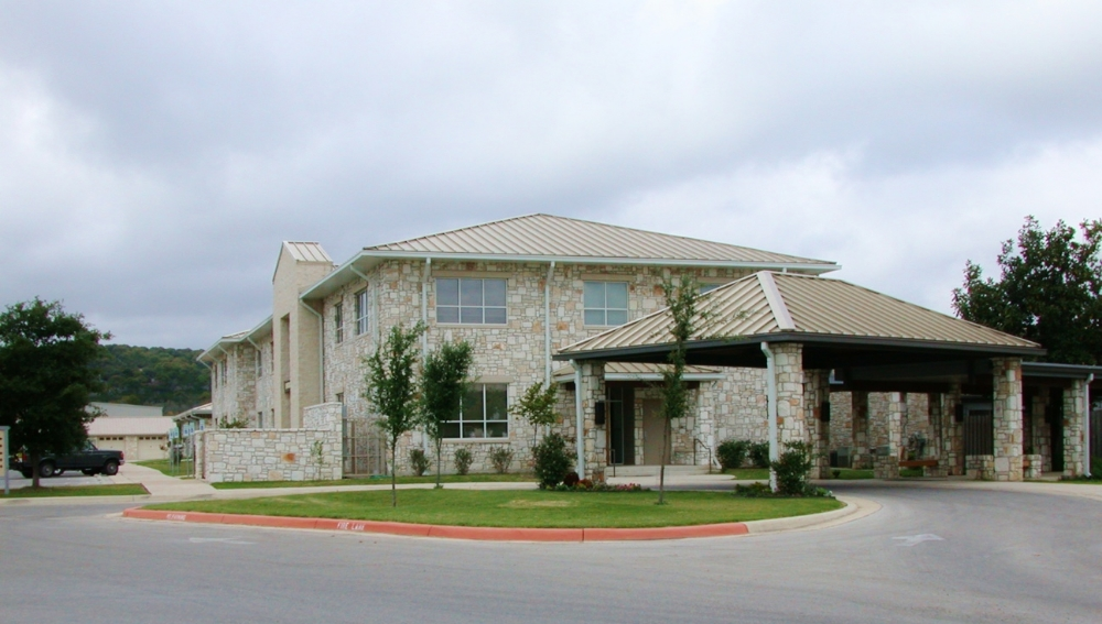 First United Methodist Church Kerrville, Education Building