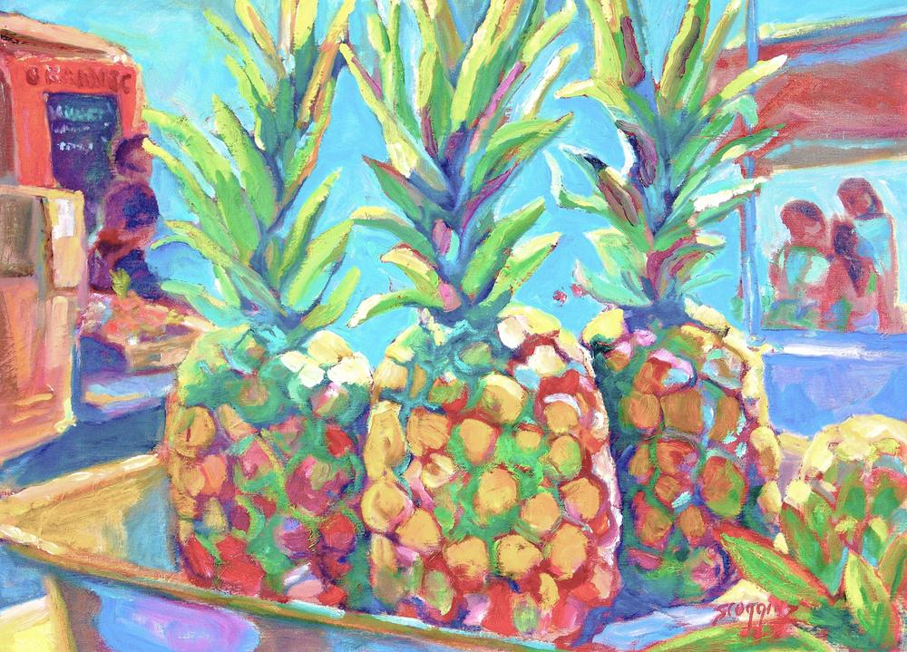 Fresh Pinapples