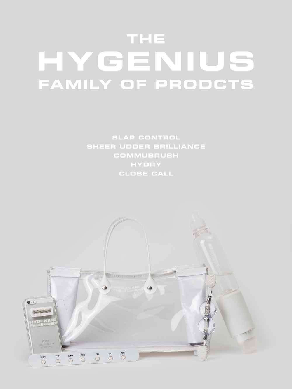 THE HYGENIUS FAMILY OF PRODUCTS