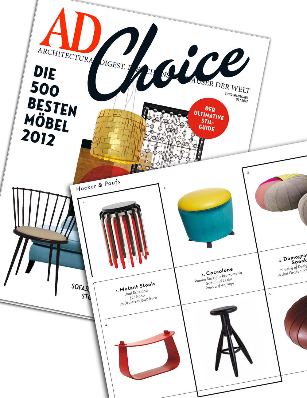 AD Choices 2012 — Germany