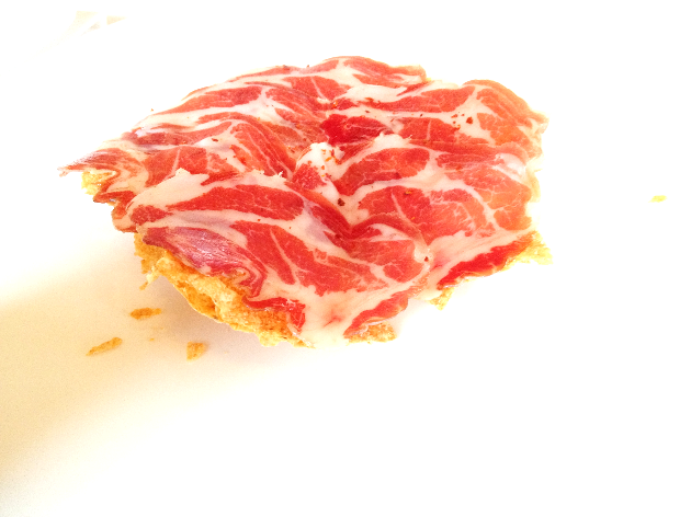 Coppa. Silky greatness.