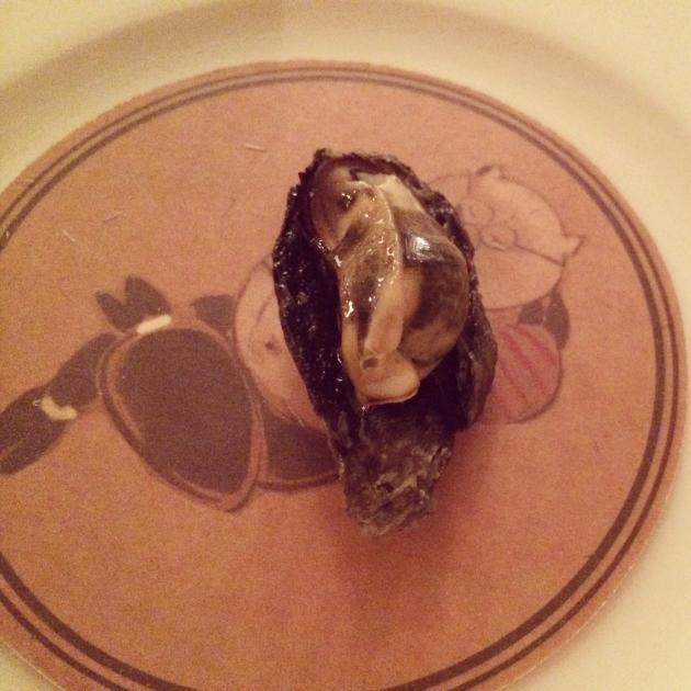 Mussel Tartlet