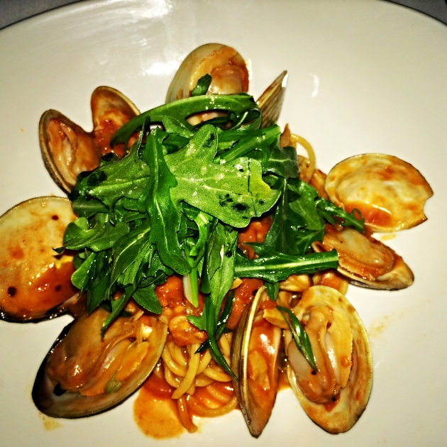 NYC FOODIE QUICK BITE: THE CLAM — NYC Foodie