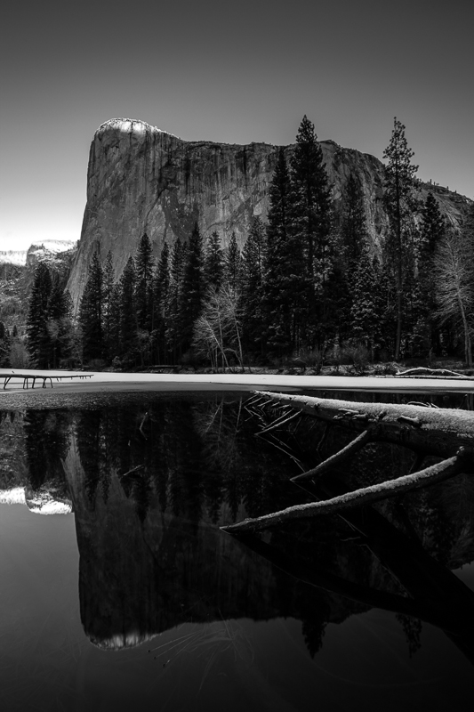 El Capitan Reflection Black and White.jpg