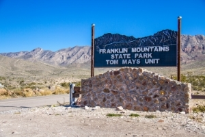 The entrance to Franklin Mountains State Park is located 3.5 miles east of I-10 on Transmountain Road and is a 15- to 20-minute drive from Fort Bliss. Photos by Amy Proctor, Special to the Fort Bliss Bugle.