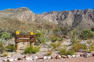 Franklin Mountains State Park offers visitors opportunities to hike, mountain bike, explore caves and picnic for a nominal fee.
