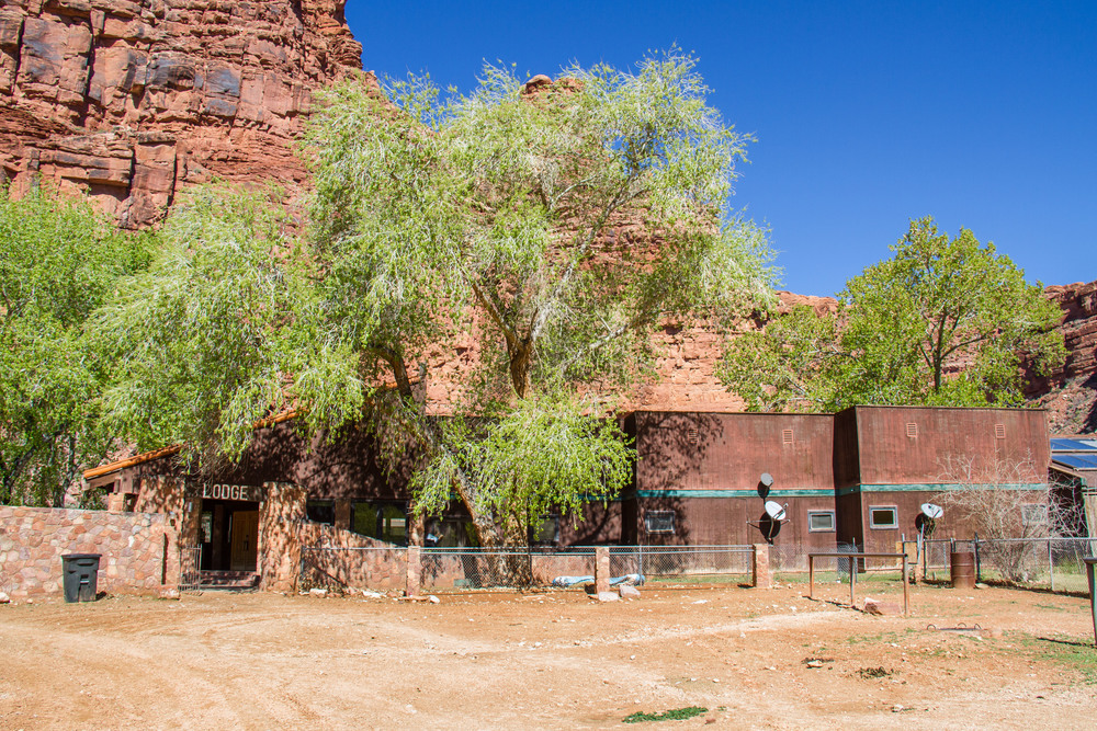 The INCOMPARABLE Supai Lodge!
