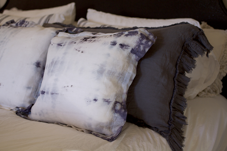 Hand-Dyed Linens