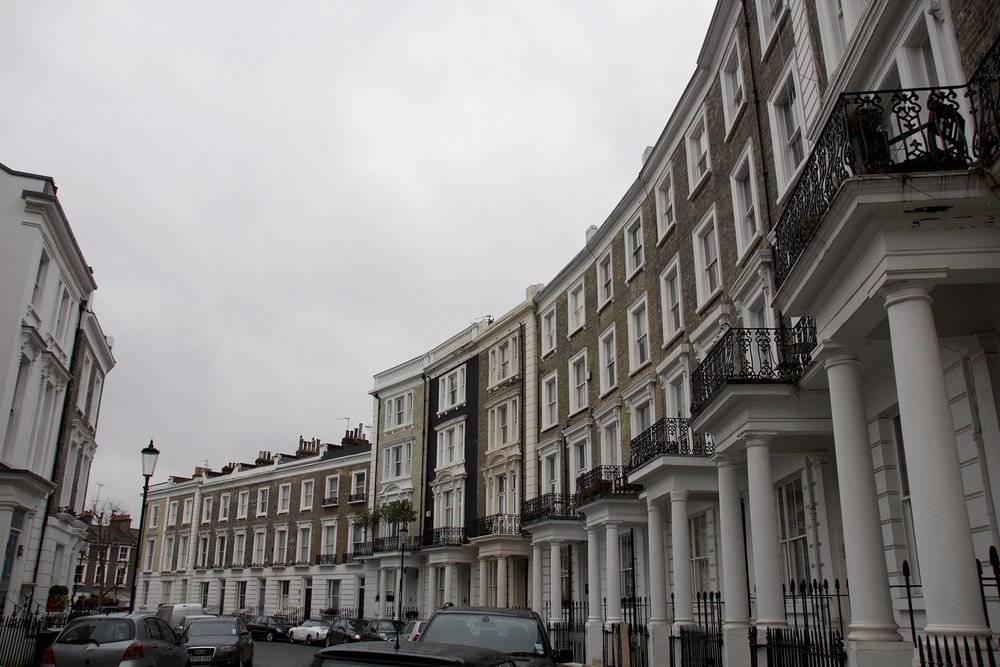 Exploring Notting Hill