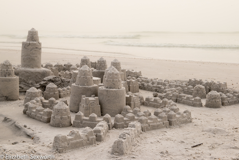 Sandcastles for the Heck of It