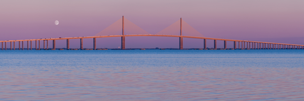 Suncoast Skyway Bridge