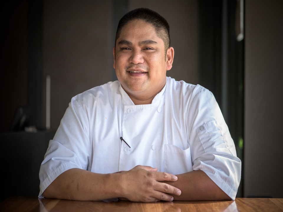 Carl Foronda — Executive Chef