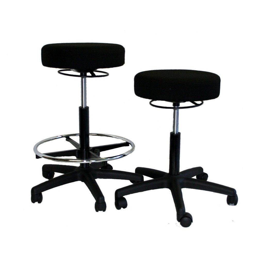 HAIRDRESSING STOOL