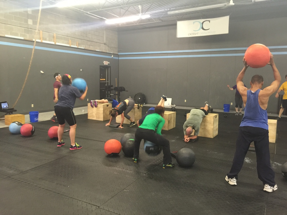 Crossfit Bootcamp