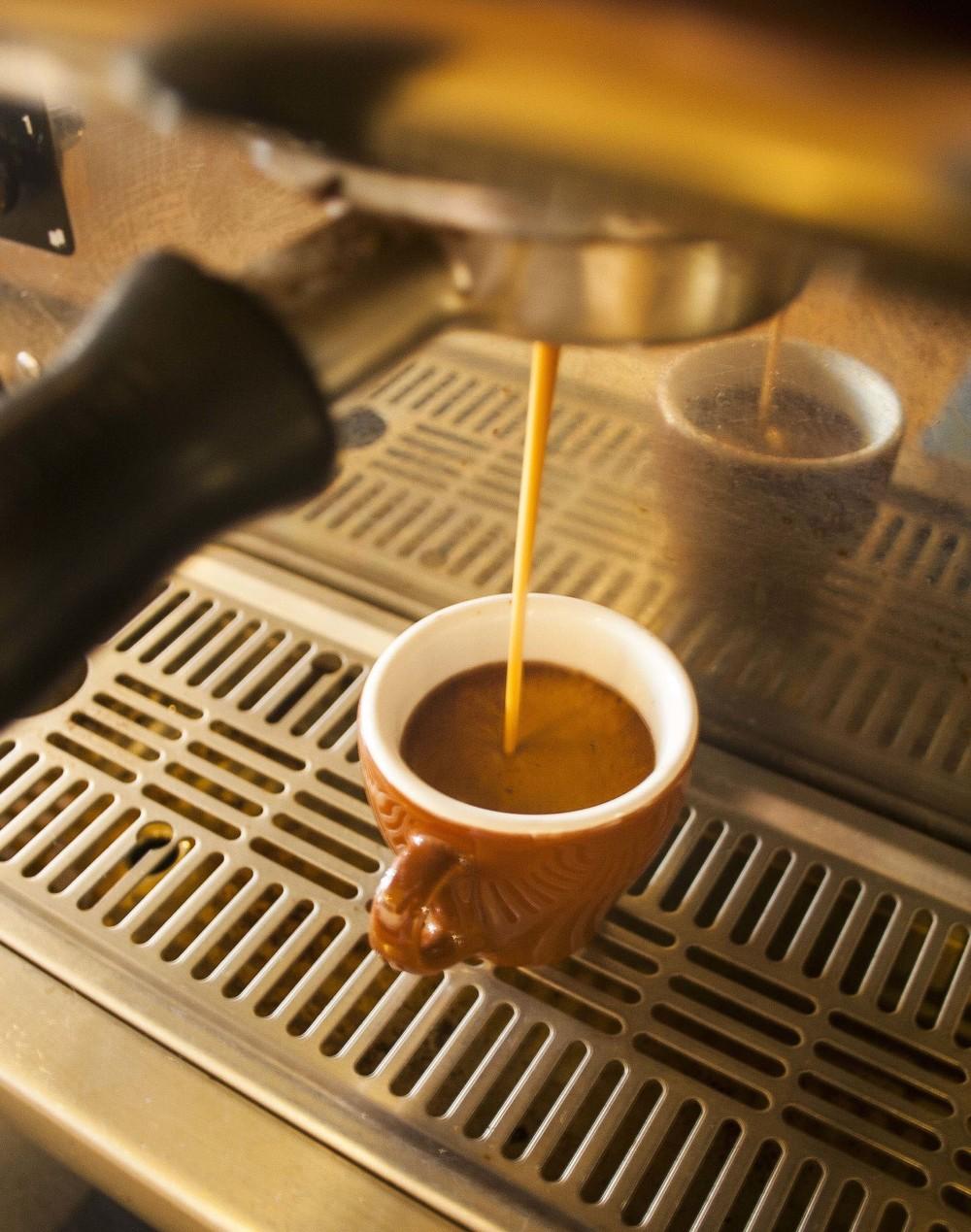 Malabar Gold Espresso Pour