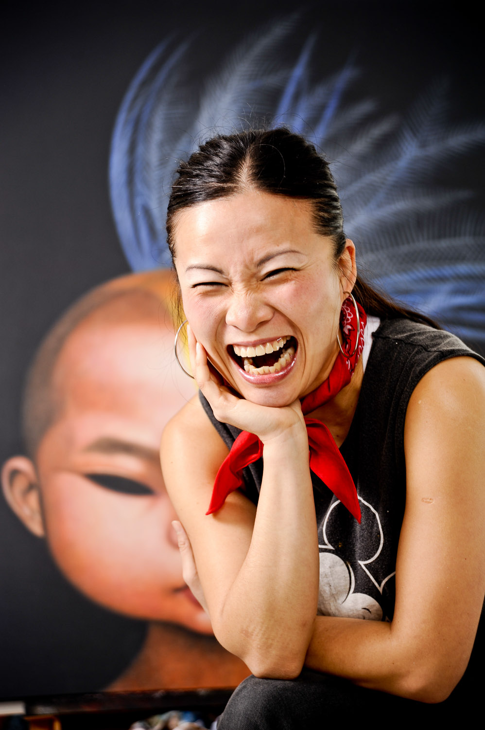 Artist, Actress & Cook Poh Ling Yeow