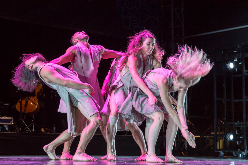 Australian Dance Theatre's 'The Beginning of Nature'