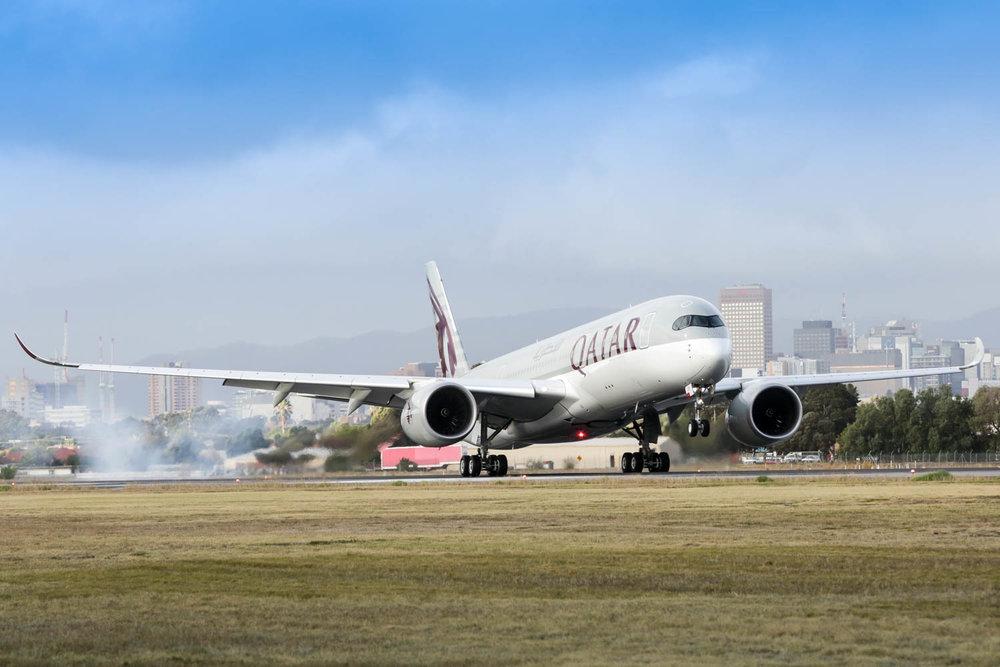 Qatar Adelaide Launch