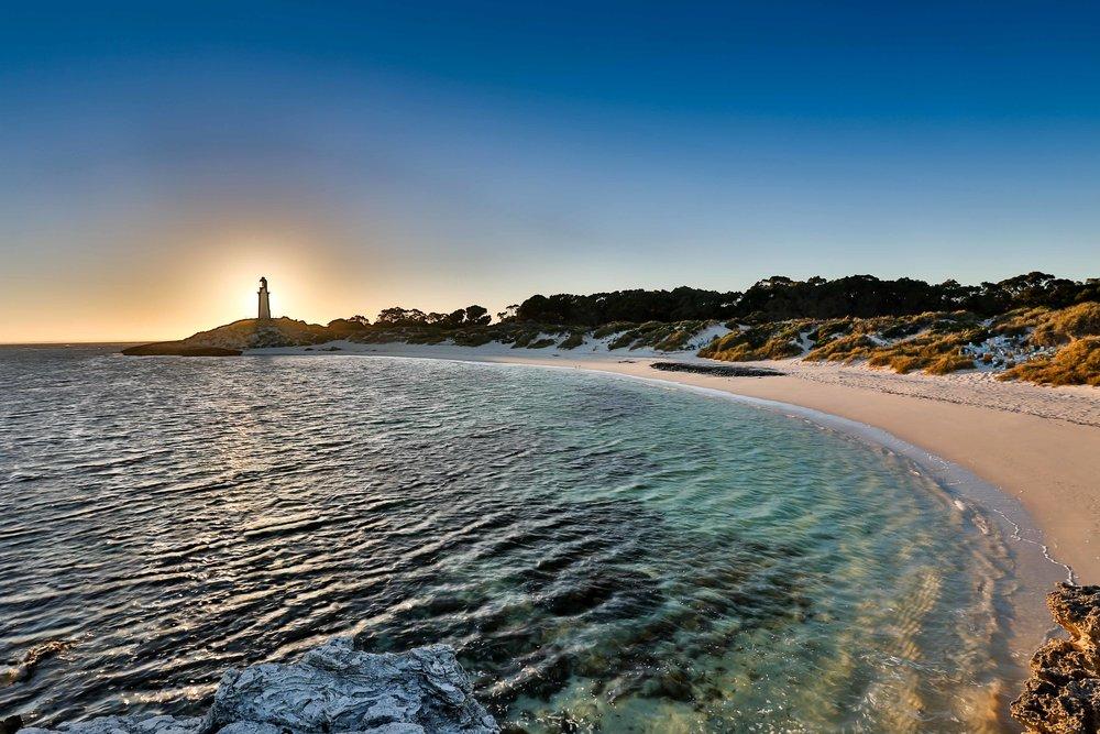 Rottnest Island Bathurst Lighthouse