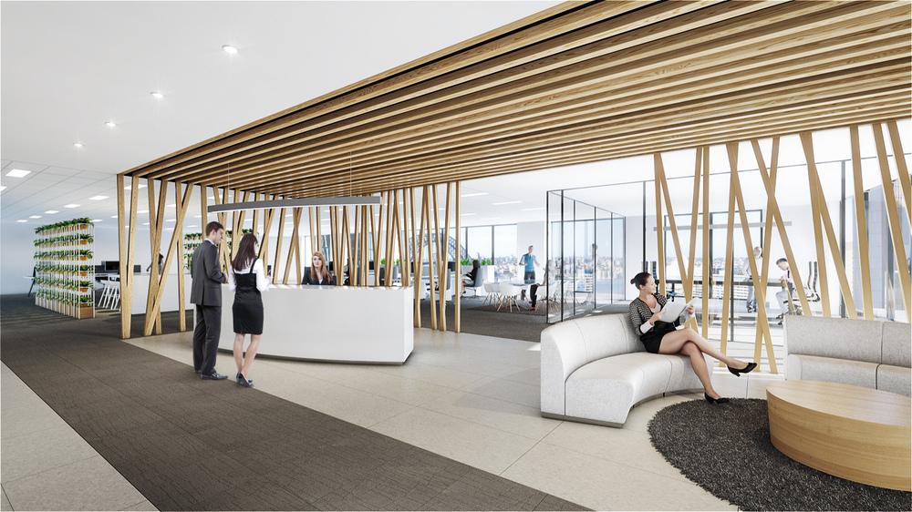 Commercial Fitout - 7 Macquarie Place