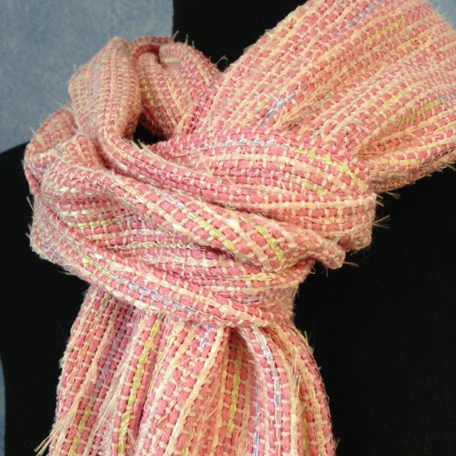 Chanel-Inspired Scarf