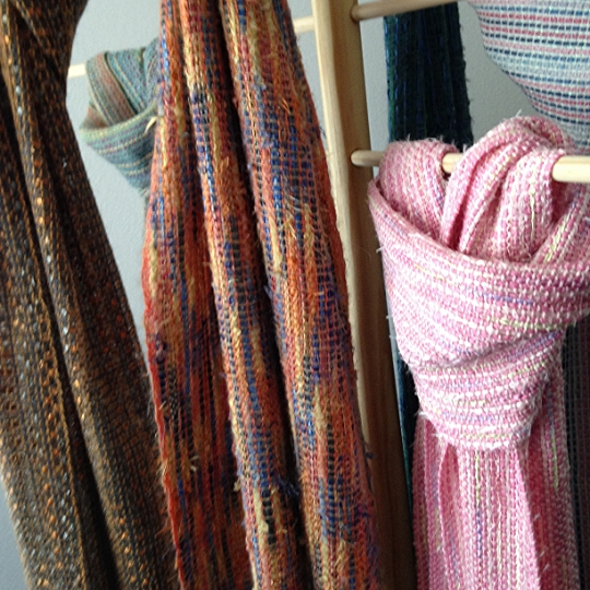 Scarf display