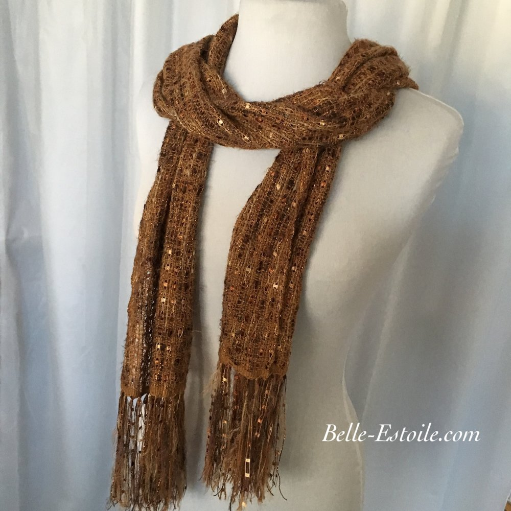 Wedding Ring Scarf