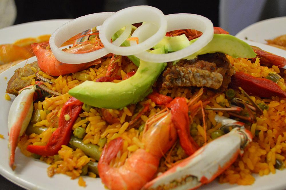 Paella_Hnos Hidalgo Carrión_Restaurante_Coatzacoalcos_Veracruz_Tradición