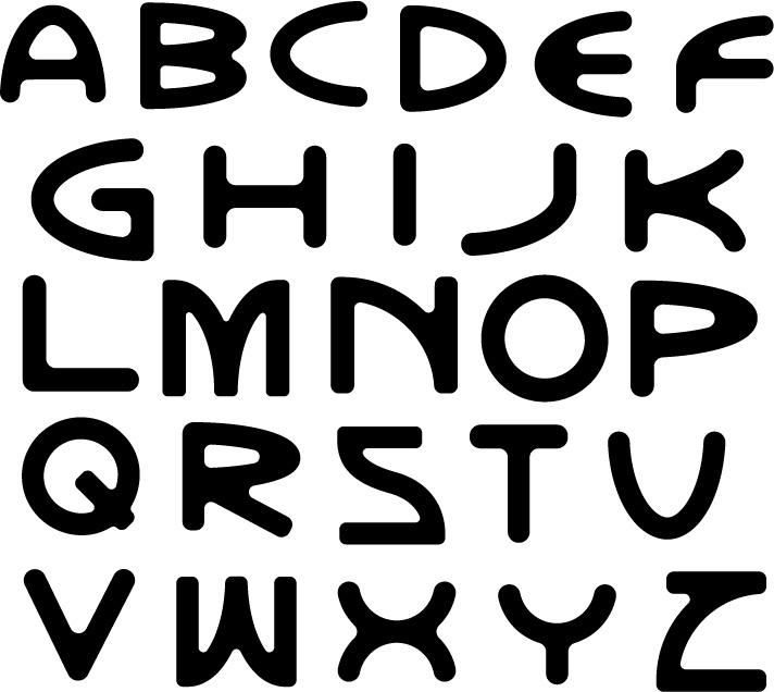 Lettres A à Z - arrondies - Format A3 - Tristan LE LAY.jpg