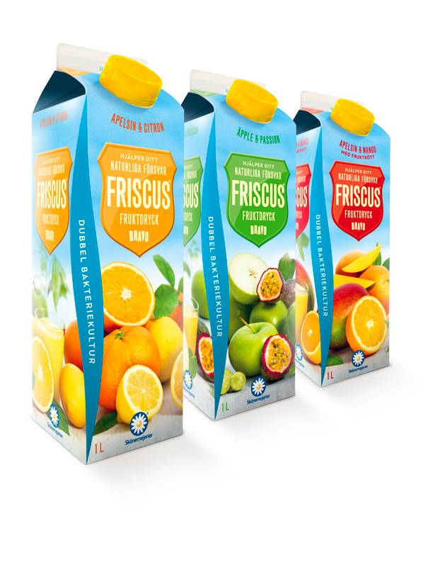 Bravo Friscus Packaging