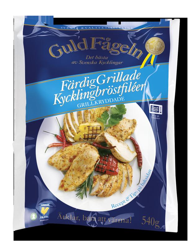 Guldfågeln Freezer Bag