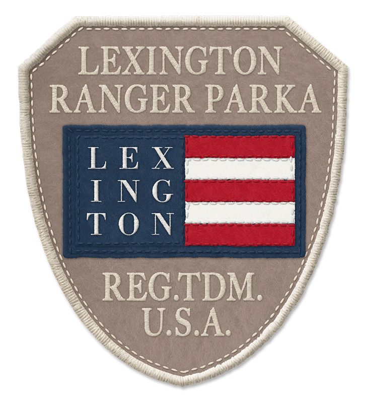 Lexington Jacket Badge