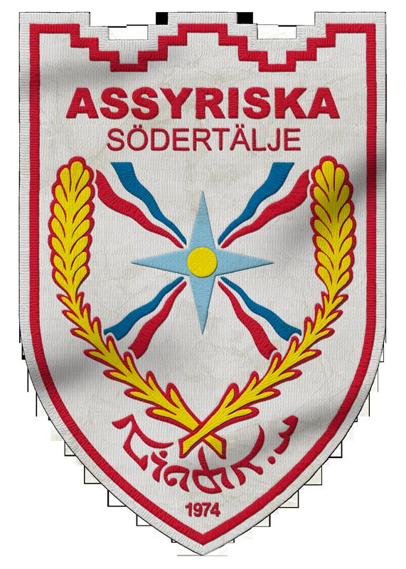 Assyriska Soccer Team Logo